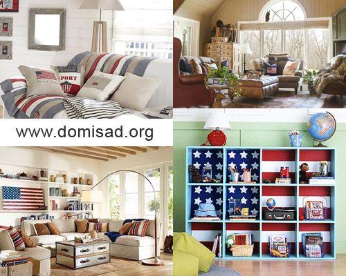 Дизайн интерьера декора