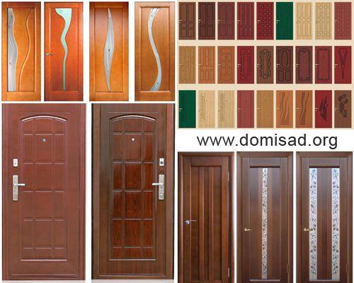 Все виды и классификация дверей по материалу и предназначению