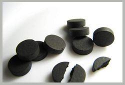 Активированный уголь – легкодоступный энтеросорбент