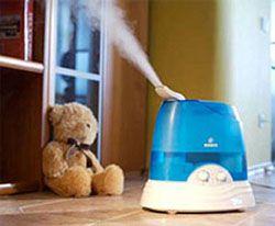 Зачем нужен увлажнитель воздуха в квартире?