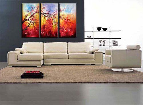 Как выбирать и куда вешать картины в доме по фен-шуй?
