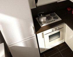 холодильник, газовый, плита, возникнуть, поломка