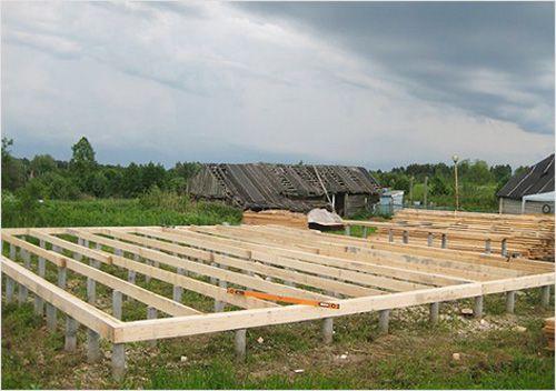"""Строительный портал """" Blog Archive """" Каркасный дом своими руками - как построить каркасный дом"""