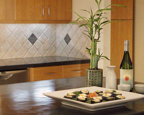 кухня, оформление, дизайн, интерьер, кухонной комнате