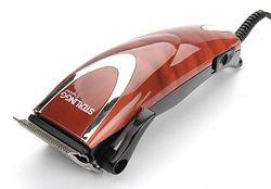Машинка для срижки волос красного цвета