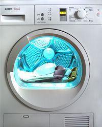 Сушильный автомат для одежды