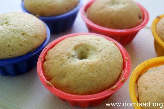 Тесто для кексов рецепт простой в формочках
