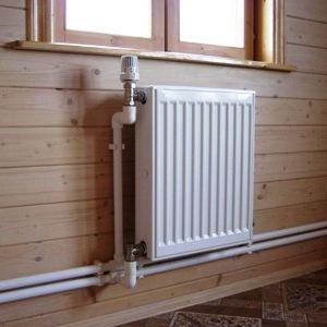 Монтаж труб отопления в доме