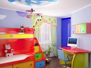 Комната для мальчика, дизайн
