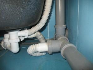 Пластиковая канализация в квартире