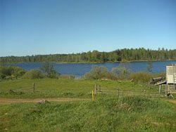 Земельный участок с видом на реку