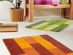 Разноцветные ковры