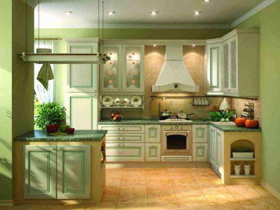 Фисташковая кухня