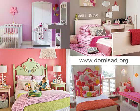Дизайн интерьера в розовом цвете