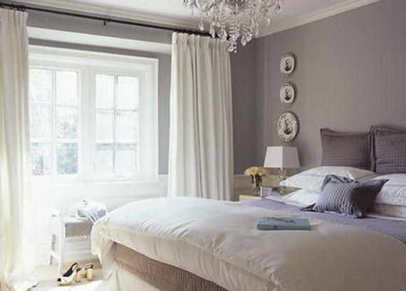 Американский дизайн спальни