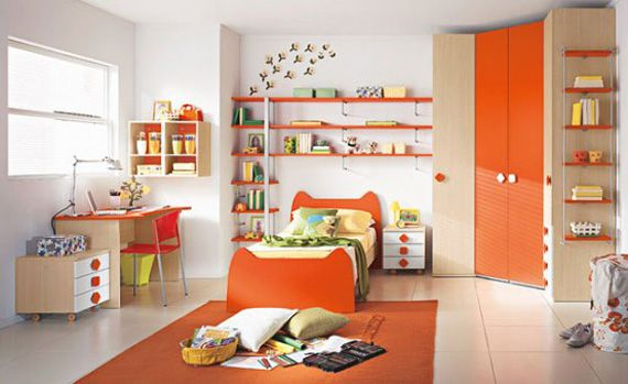 - Images of kiddies decorated room ...