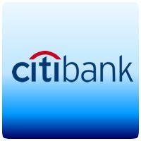 Лого банка Ситибанк
