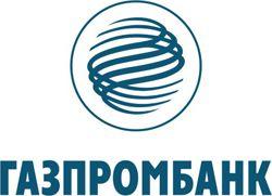 Лого Газпромбанка