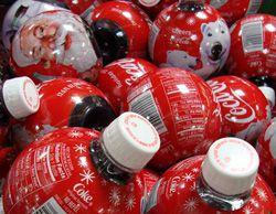 Елочные шары от Кока Кола