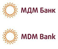 МДМ Банк, лого
