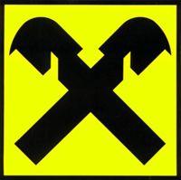Райффайзенбанк, лого