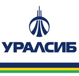 Лого банка Уралсиб