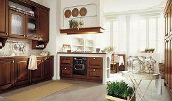 Итальянская кухня в классическом стиле