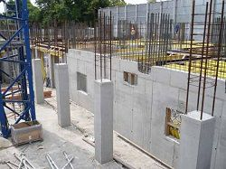Тяжелый бетон для строительства