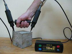 Измеряем бетон на прочность