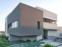 Дом из бетона