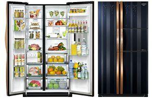 Элитный холодильник от Самсунг