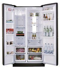 Двухдверный компрессорный холодильник от Самсунг