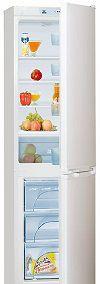 Узкий холодильник атлант