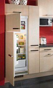 Встроенный холодильник своими руками
