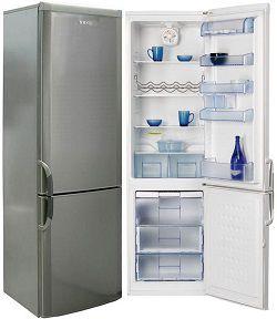 Холодильник Веко из нержавейки