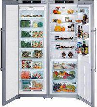 Холодильник двухдверный