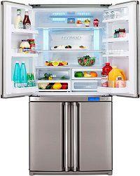 Многокамерный холодильник Шарп
