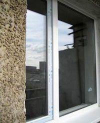 Монтаж пластикового окна завершен!
