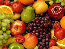 Фрукты и ягоды для соковыжималки