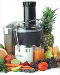 Соковыжималка для овощей и фруктов