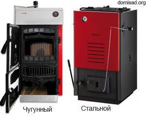 Чугунный или стальной теплообменник в газовых котлах Уплотнения теплообменника Анвитэк A6L Воткинск