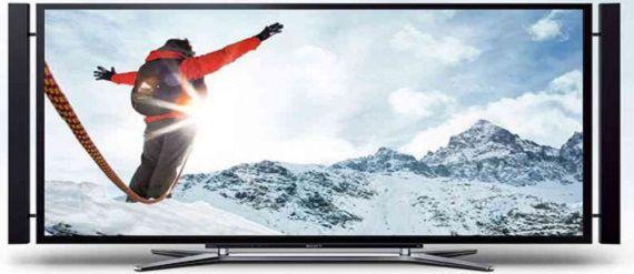 4к телевизор от Сони
