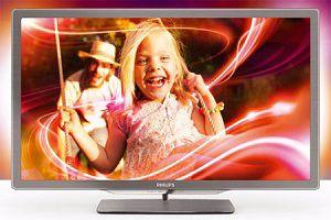 LED телевизор Philips 7606