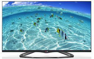 Современный телевизор Эл Джи