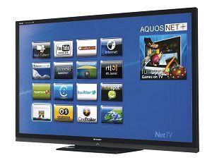 Телевизор с возможностью подключения