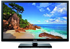 Современный телевизор от Тошиба