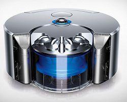 Робот пылесос dyson 360 eye