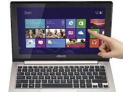 Экран ноутбука с виндоус