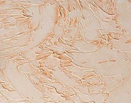 Декоративная штукатурка персикового оттенка